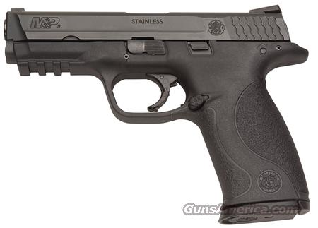 Smith & Wesson M&P  9mm  Without Thumb Safety  Guns > Pistols > Smith & Wesson Pistols - Autos > Polymer Frame