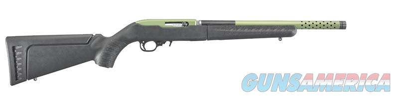 Ruger 10/22 Lite with Green Sleeve  Guns > Rifles > Ruger Rifles > 10-22