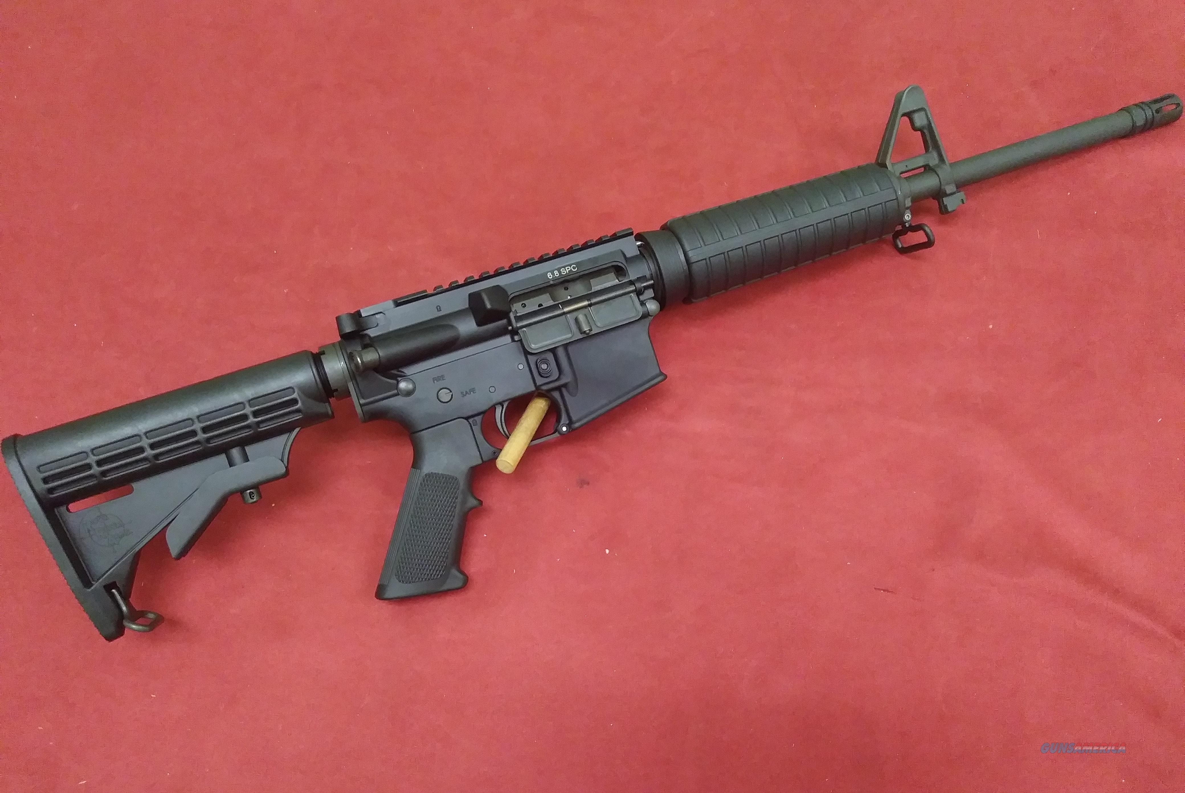 Rock River Arms LAR-6, 6.8 spc  Guns > Rifles > Rock River Arms Rifles