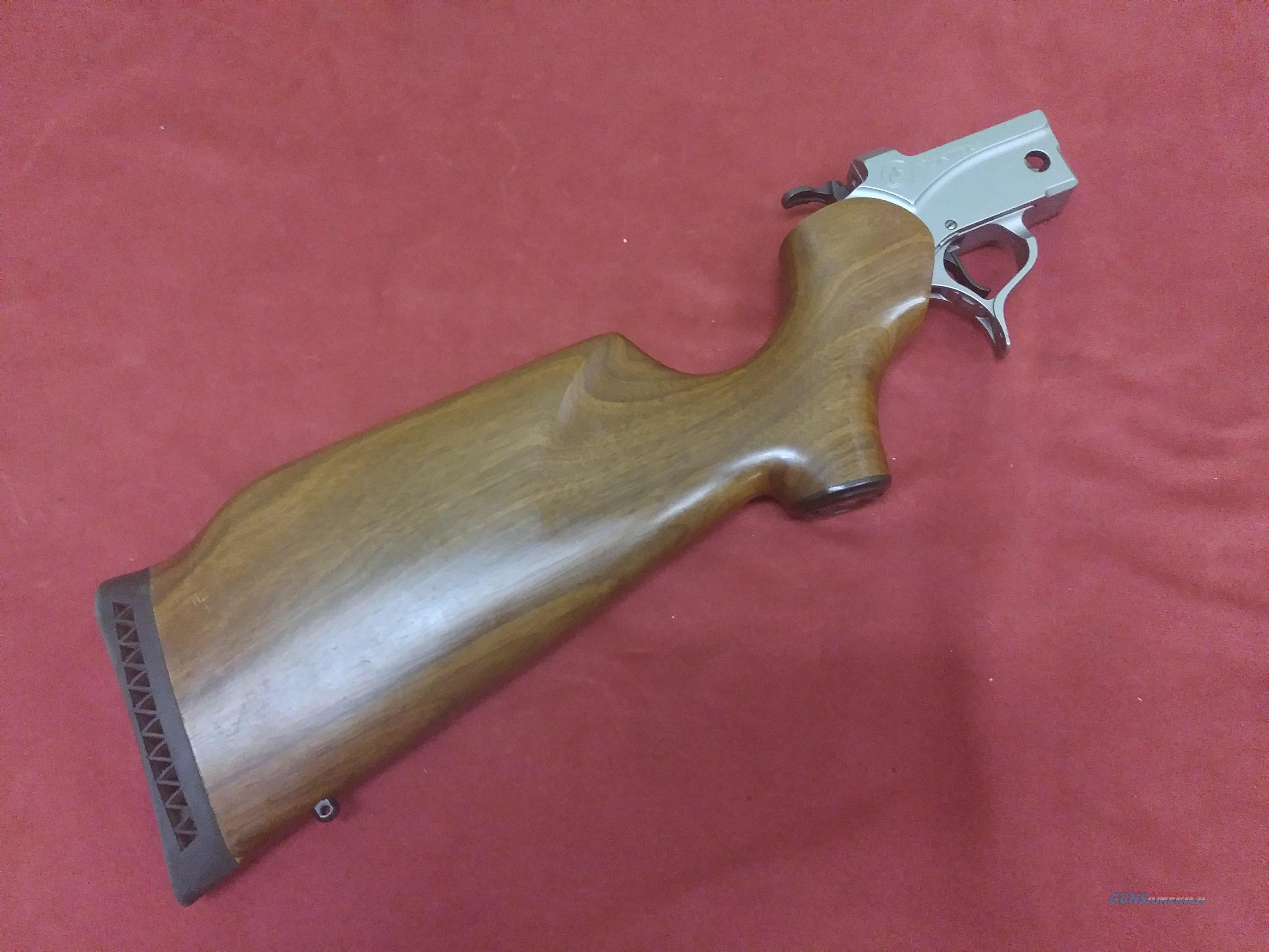 T/C Encore Stainless Receiver w/stock (additional barrels for sale)  Non-Guns > Miscellaneous