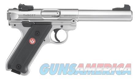Ruger Mark IV Target .22LR  Guns > Pistols > Ruger Semi-Auto Pistols > Mark I/II/III/IV Family