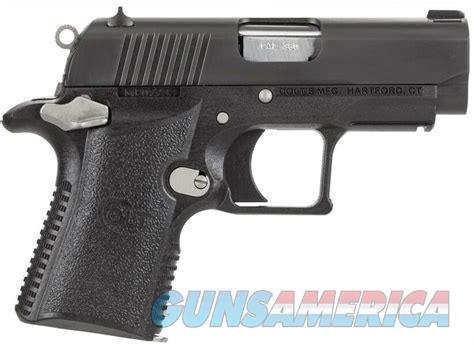 Colt Mustang XSP, .380 ACP, NIB  Guns > Pistols > Colt Automatic Pistols (.25, .32, & .380 cal)