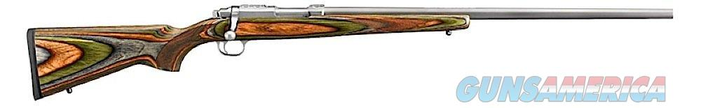 Ruger 77/17, .17 Hornet, Laminate/SS  Guns > Rifles > Ruger Rifles > Model 77