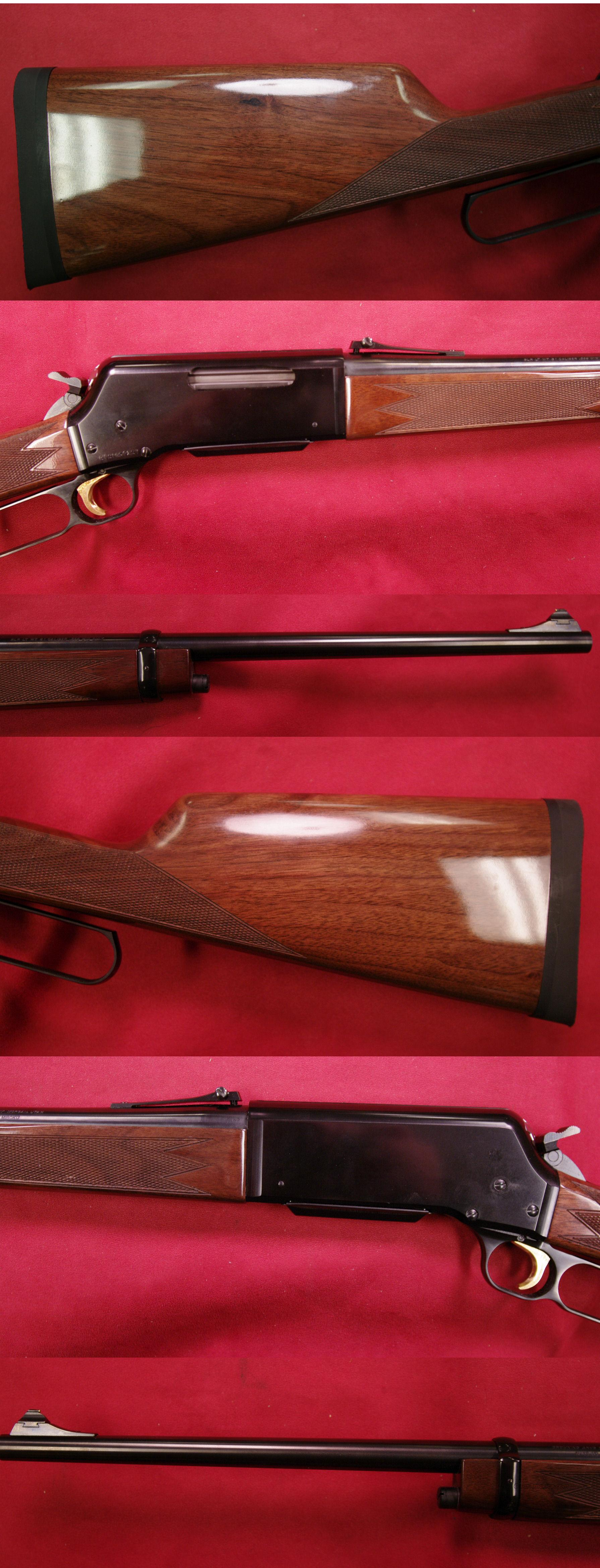 Browning BLR .358 Winchester  Guns > Rifles > Browning Rifles > Lever Action