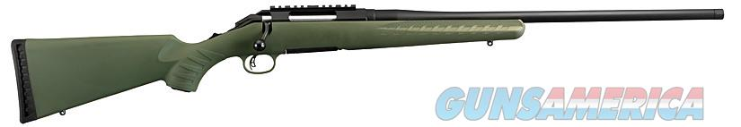 Ruger American Predator Rifle in 22-250 Rem. Cal. green stock  Guns > Rifles > Ruger Rifles > American Rifle