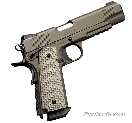 Kimber Desert Warrior .45ACP *MUST CALL*  Guns > Pistols > Kimber of America Pistols