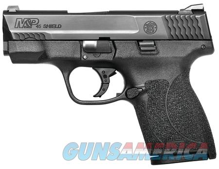 Smith & Wesson M&P Shield .45ACP No Thumb Safety  Guns > Pistols > Smith & Wesson Pistols - Autos > Shield