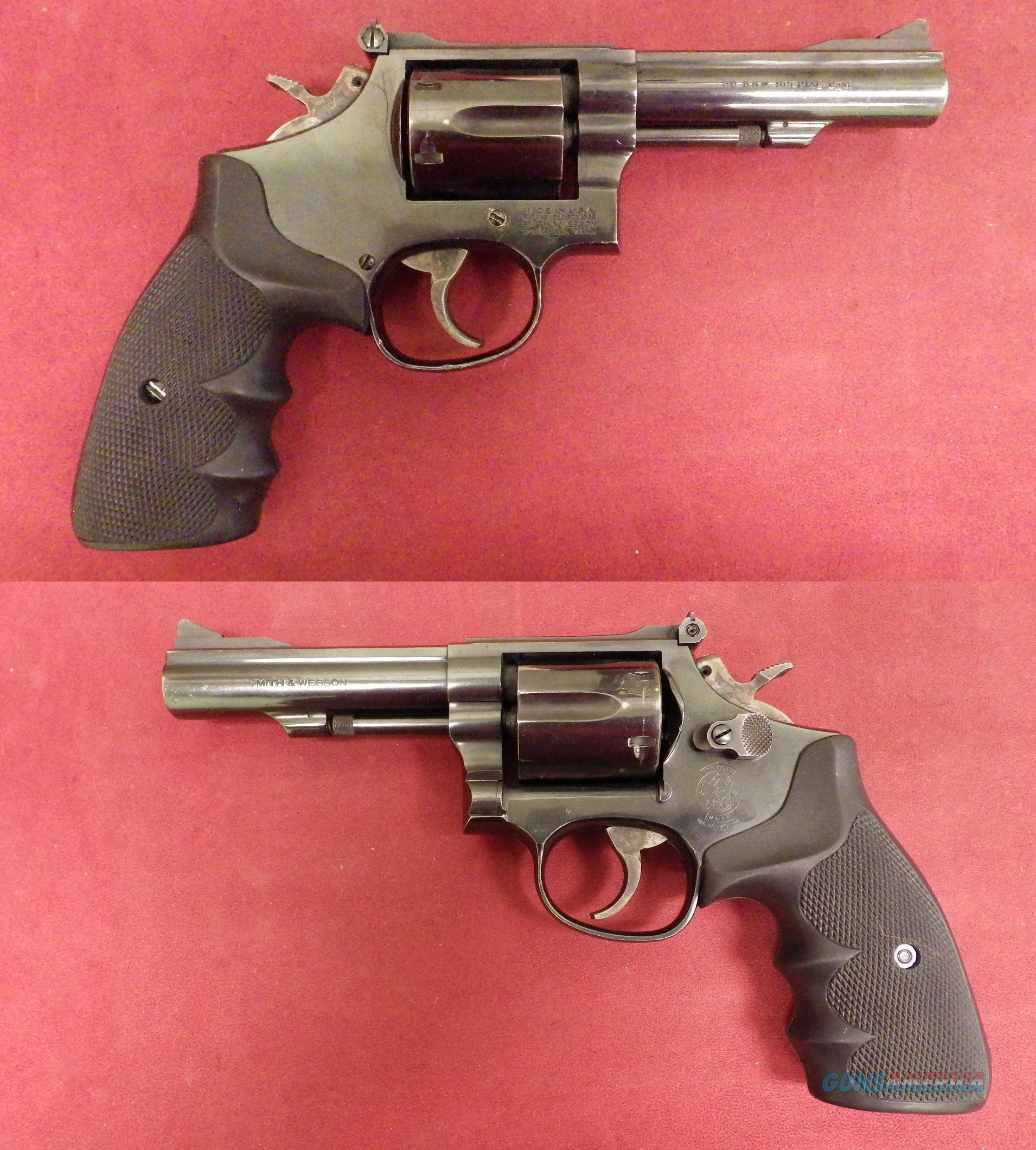 Smith & Wesson Model 15-5 .38 Spl  *MUST CALL*  Guns > Pistols > Smith & Wesson Revolvers > Full Frame Revolver