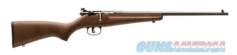 Savage Rascal Youth, Single Shot .22 LR  Guns > Rifles > Savage Rifles > Rimfire