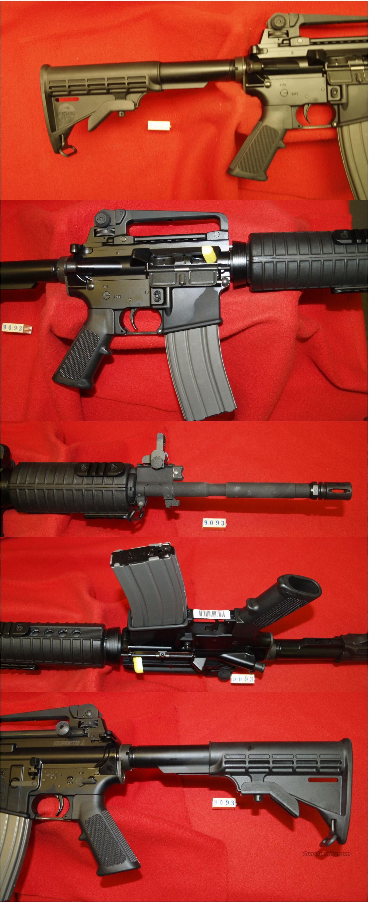 BUSHMASTER XM15-E25  Guns > Rifles > AR-15 Rifles - Small Manufacturers > Complete Rifle