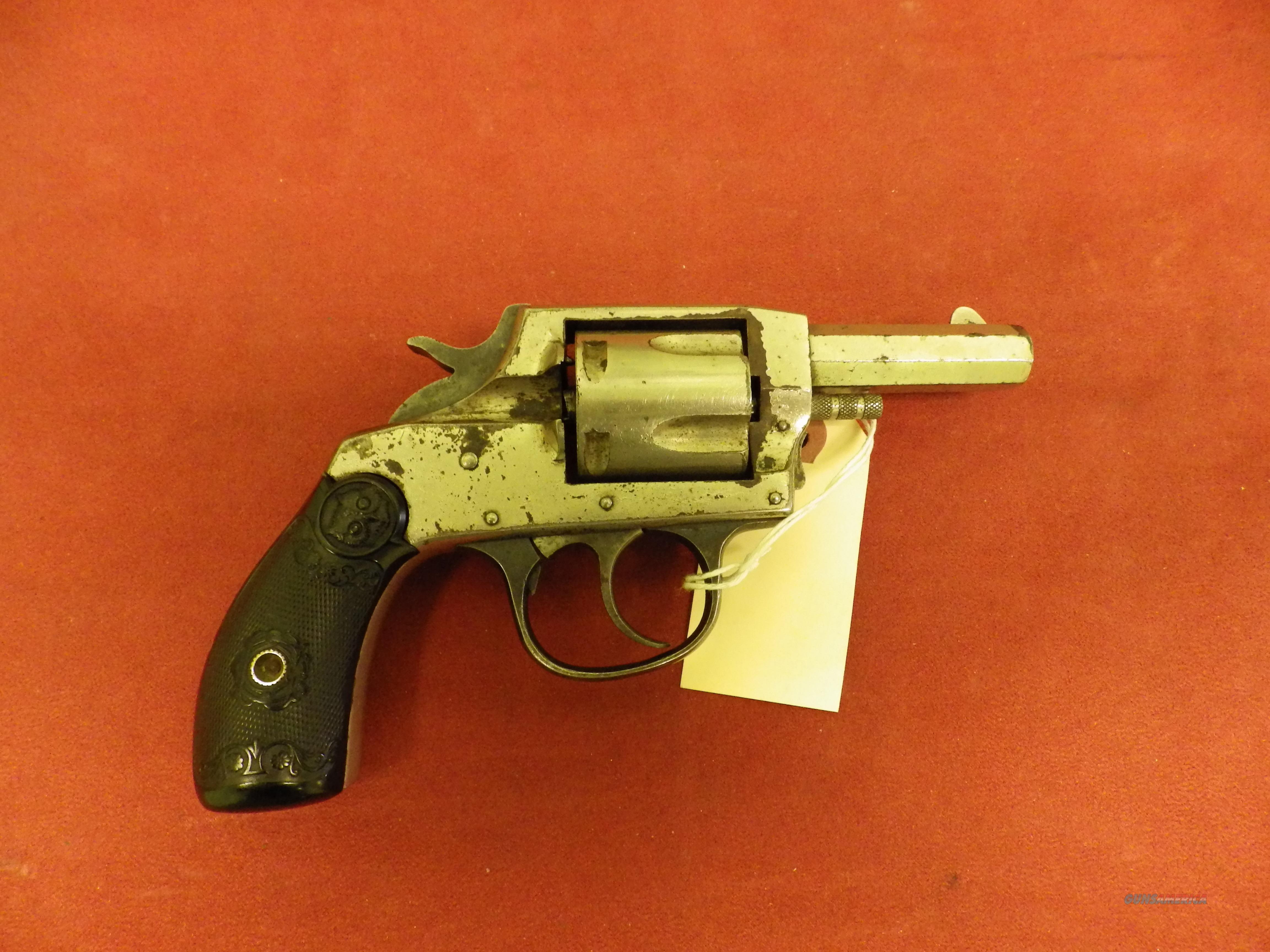 .38 S&W Iver Johnson   Guns > Pistols > Iver Johnson Pistols