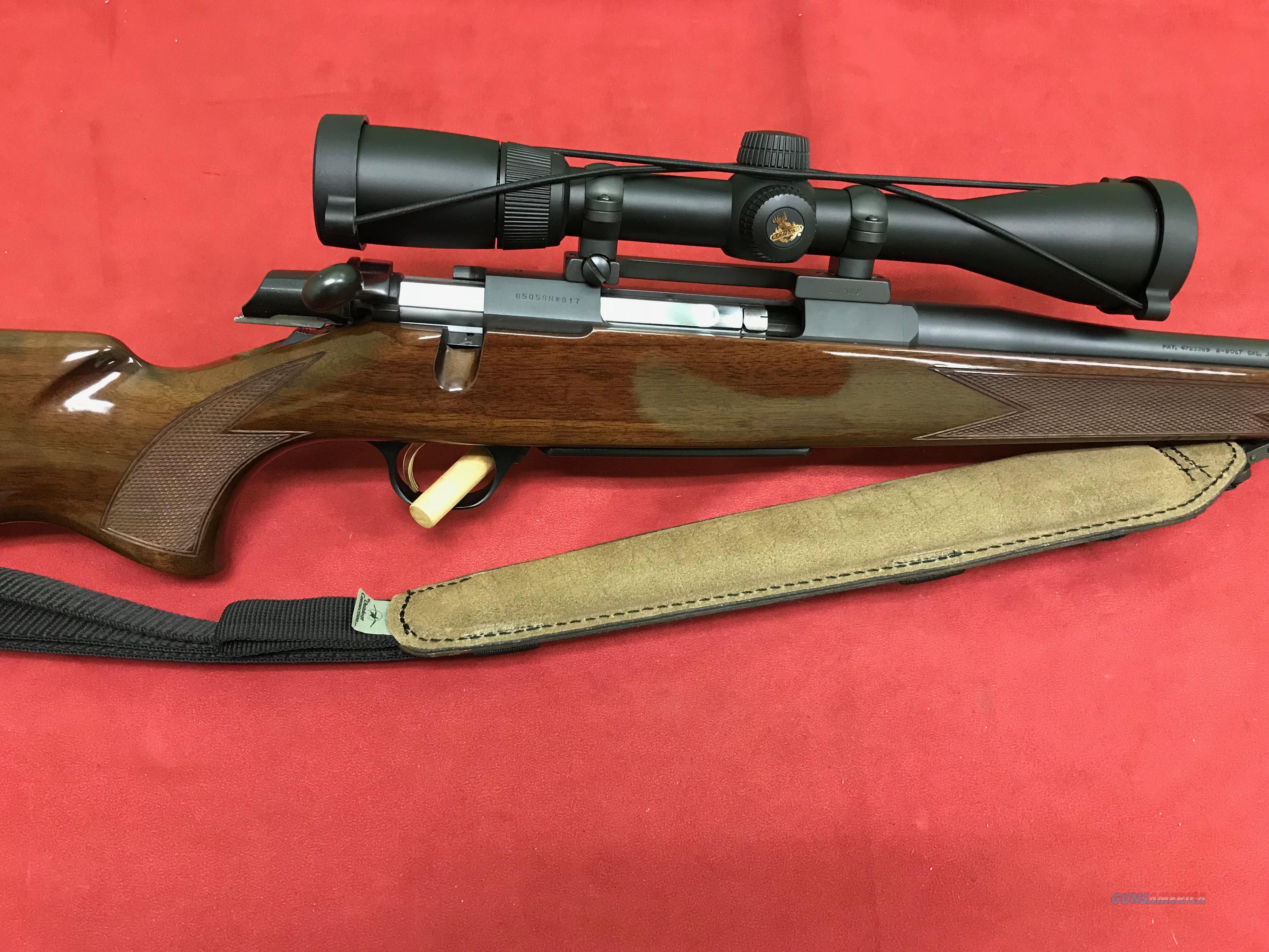 Browning A Bolt 270 WM  Guns > Rifles > Browning Rifles > Bolt Action > Hunting > Blue