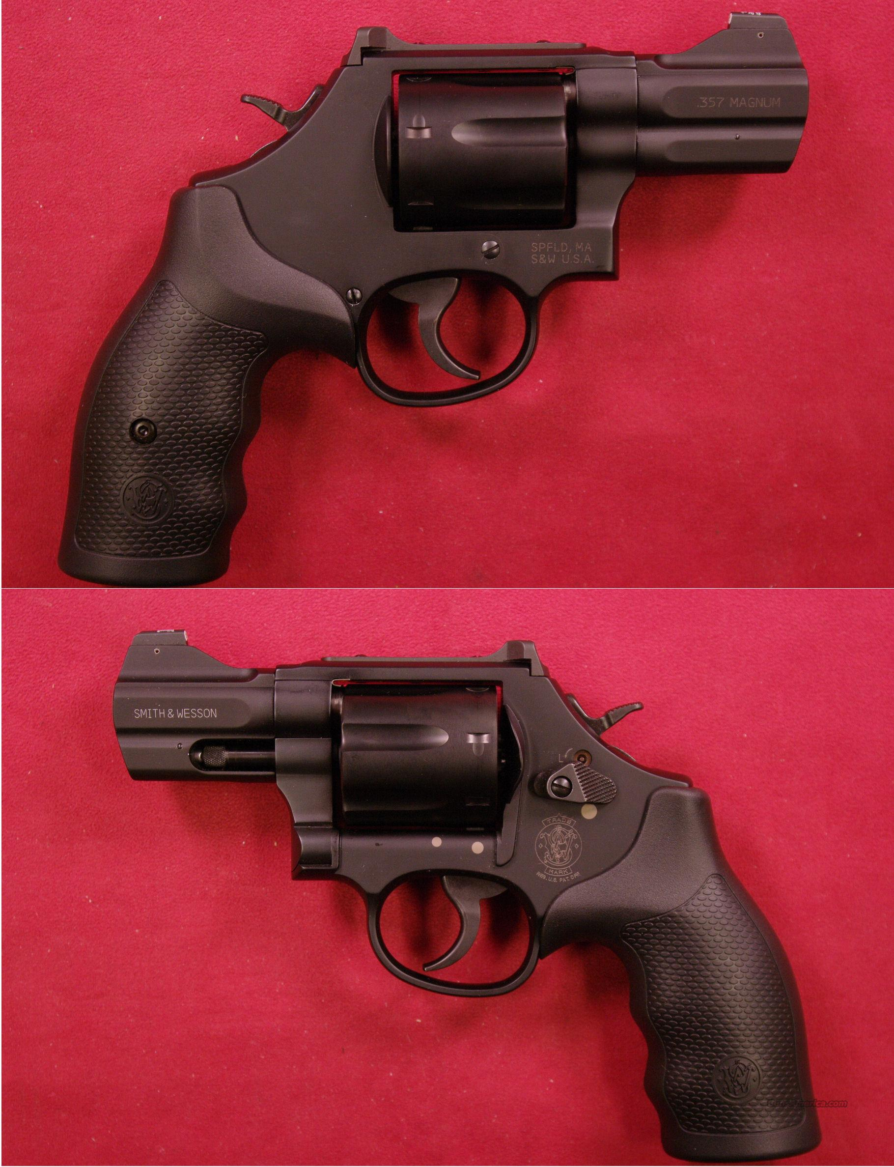 Smith & Wesson 386 Night Guard .357 Magnum  Guns > Pistols > Smith & Wesson Revolvers > Full Frame Revolver