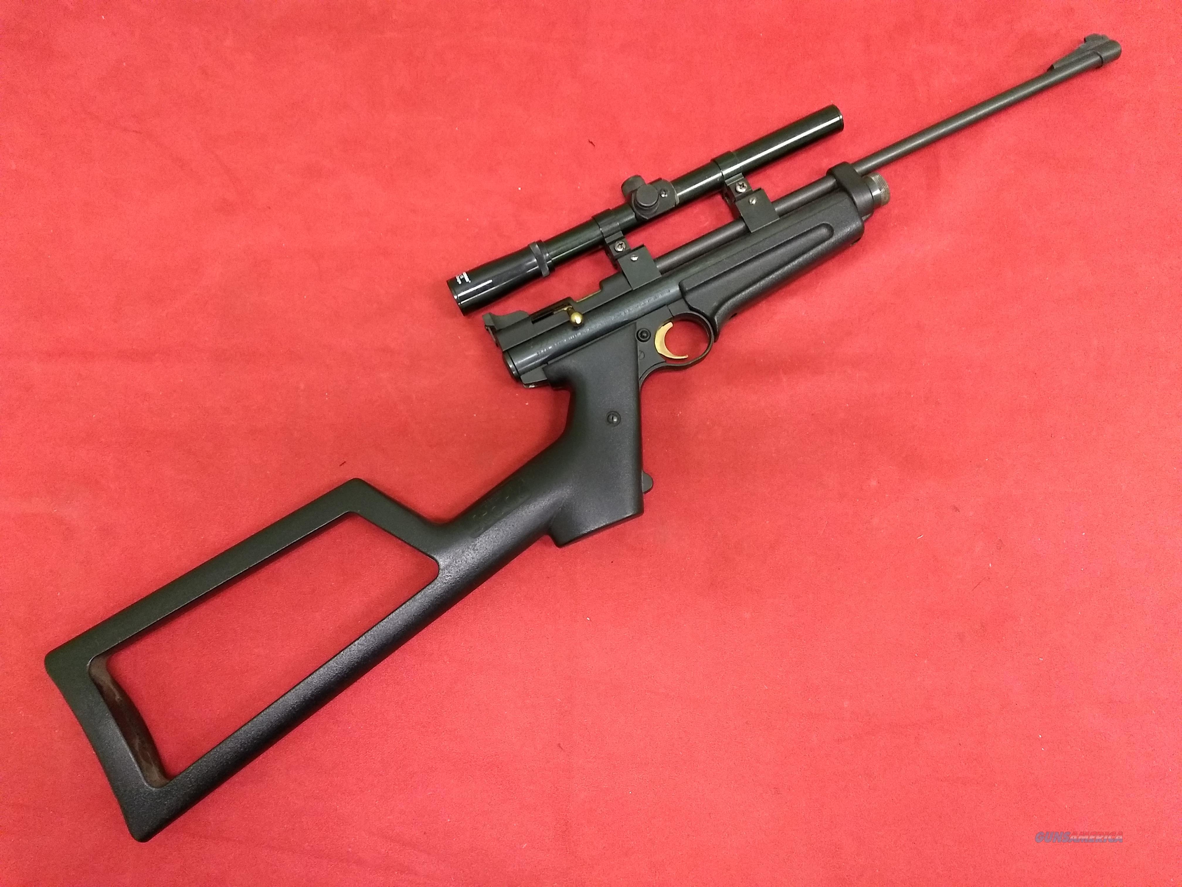 Crosman 2250B, .22 Cal, CO2 Powered, w/ Scope!  Non-Guns > Air Rifles - Pistols > CO2 Pistol