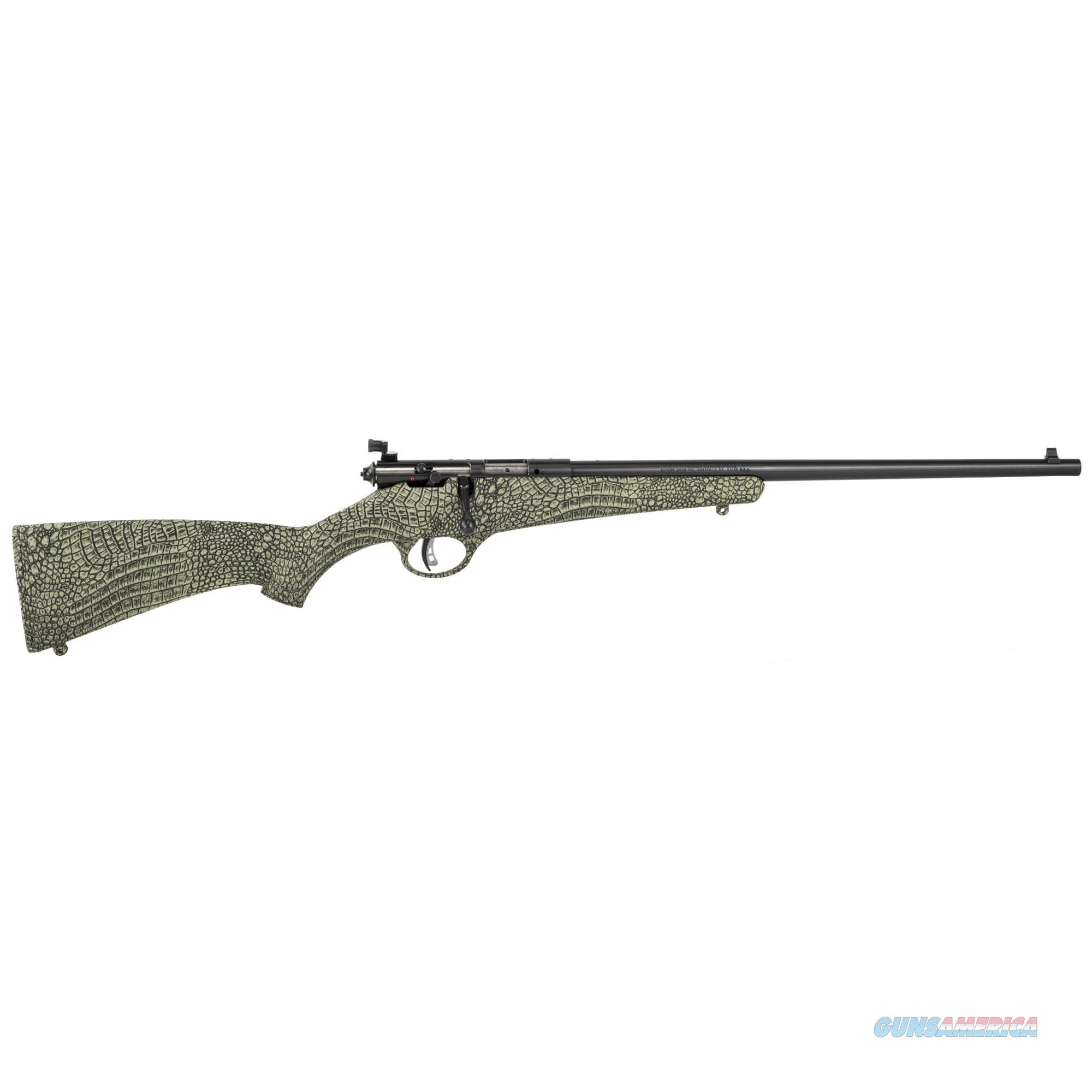 Savage Rascal, Troy Landry Gator Series, .22LR  Guns > Rifles > Savage Rifles > Rimfire