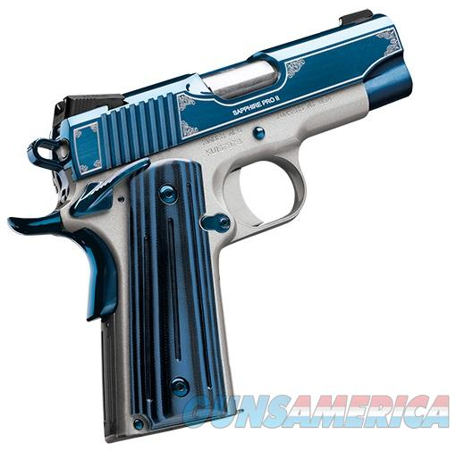 Kimber Sapphire Pro II 9mm  *MUST CALL*  Guns > Pistols > Kimber of America Pistols