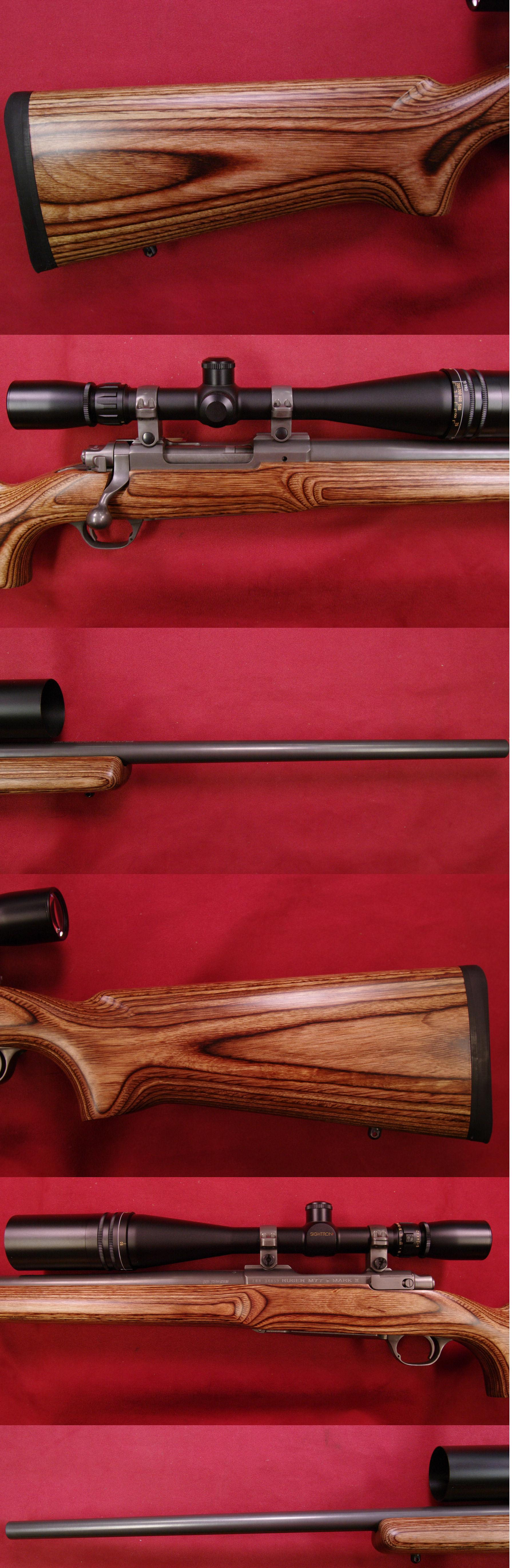 RUGER M77 Mark II  Target 22-250 Rem  Guns > Rifles > Ruger Rifles > Model 77