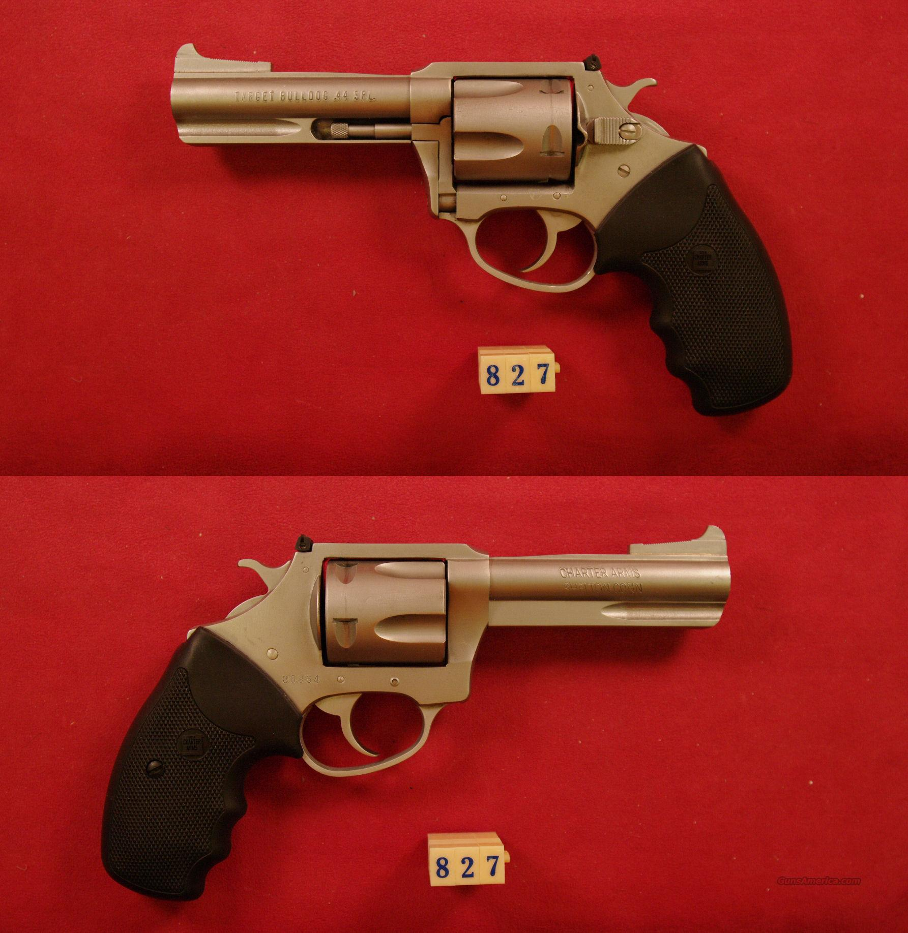 Charter Arms .44 Special  Guns > Pistols > Charter Arms Revolvers