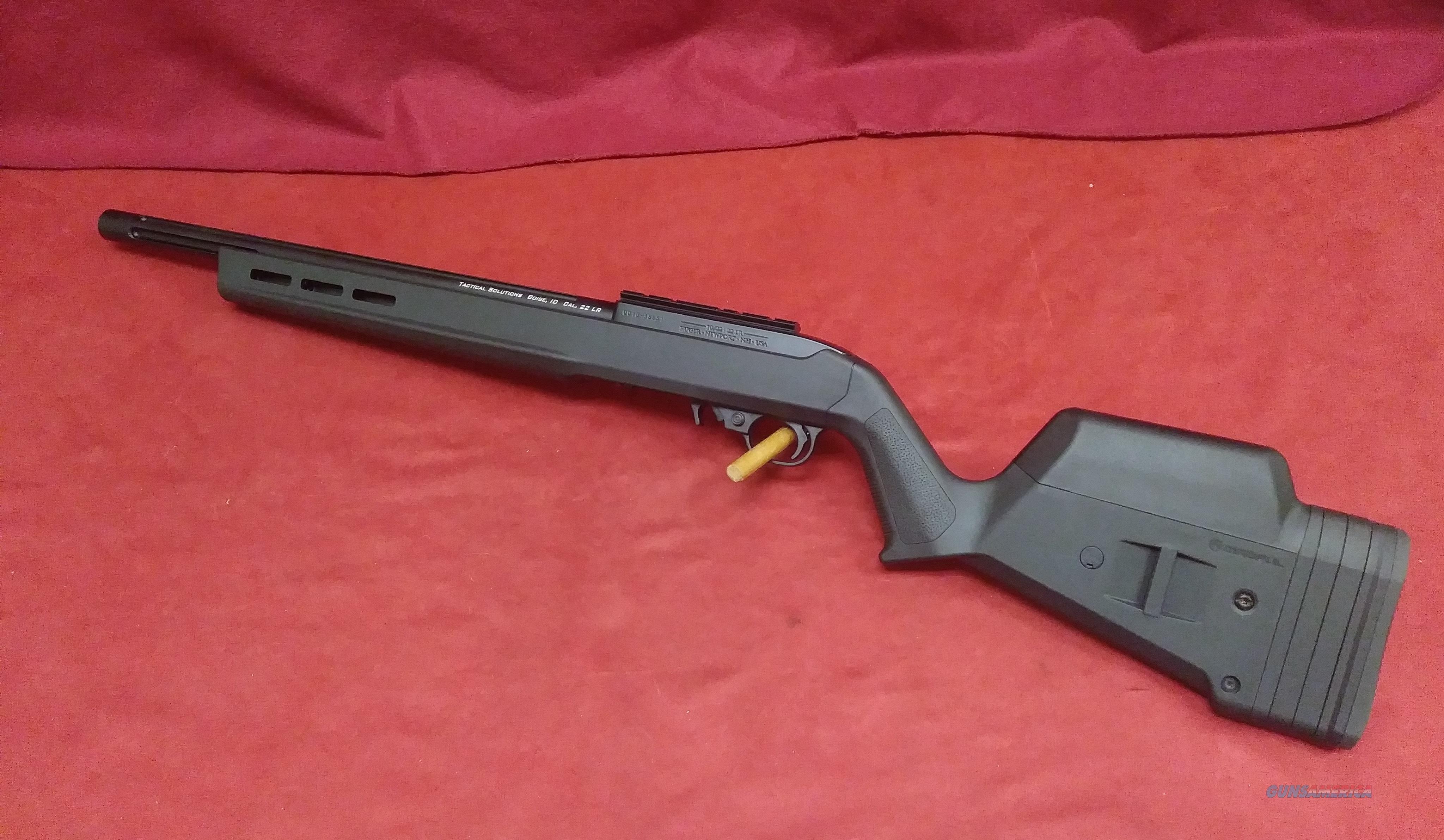 Ruger Custom 10/22, .22 LR  Guns > Rifles > Ruger Rifles > 10-22
