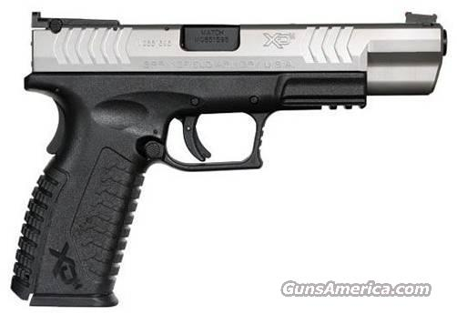 Springfield Armory  XDm .45 Competition *MUST CALL*  Guns > Pistols > Springfield Armory Pistols > XD-M