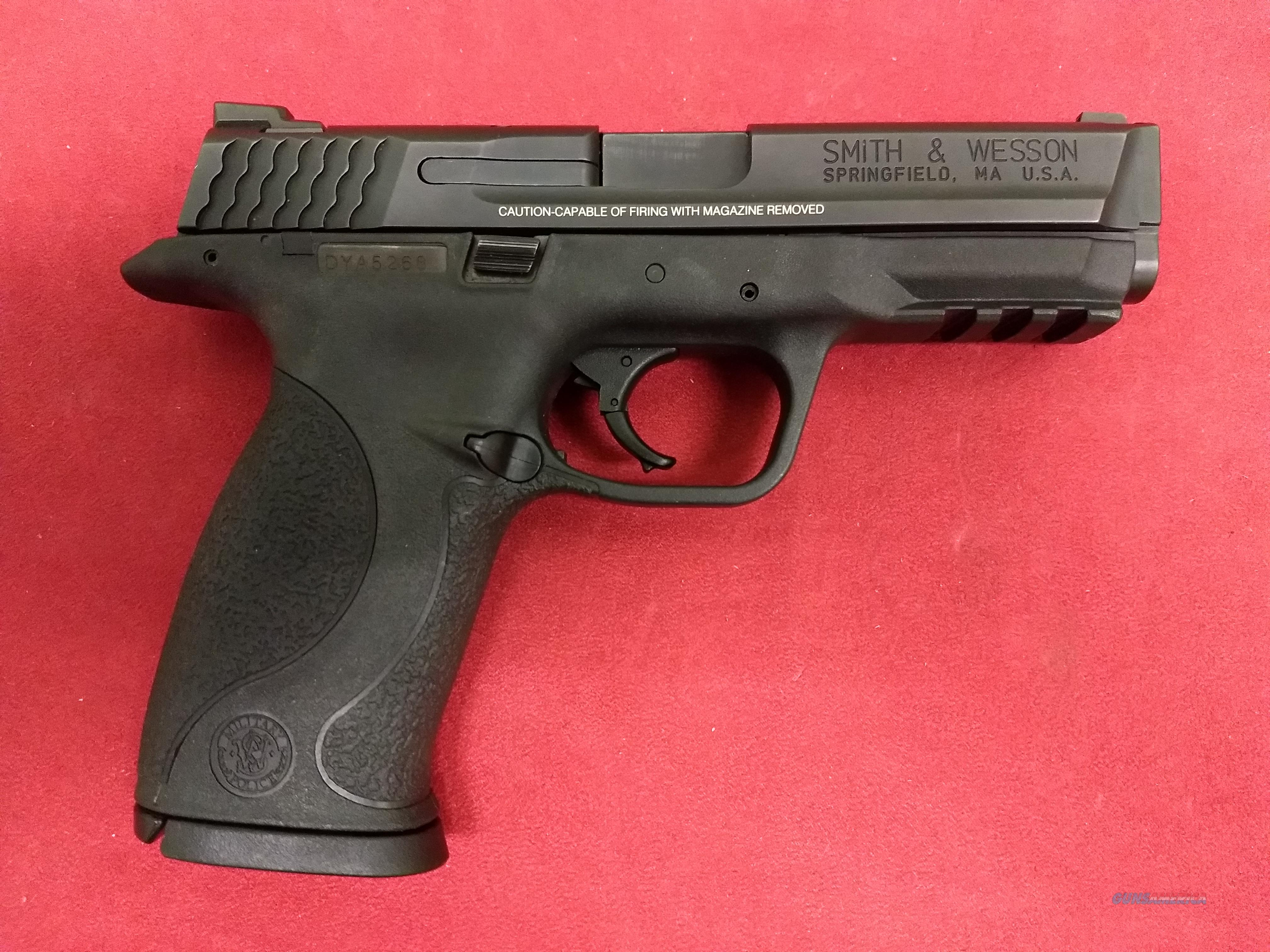 S&W M&P9 Pistol, 9mm, Like New!  Guns > Pistols > Smith & Wesson Pistols - Autos > Polymer Frame