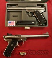 Ruger Mark II Government Target Model  Guns > Pistols > Ruger Semi-Auto Pistols > Mark I & II Family