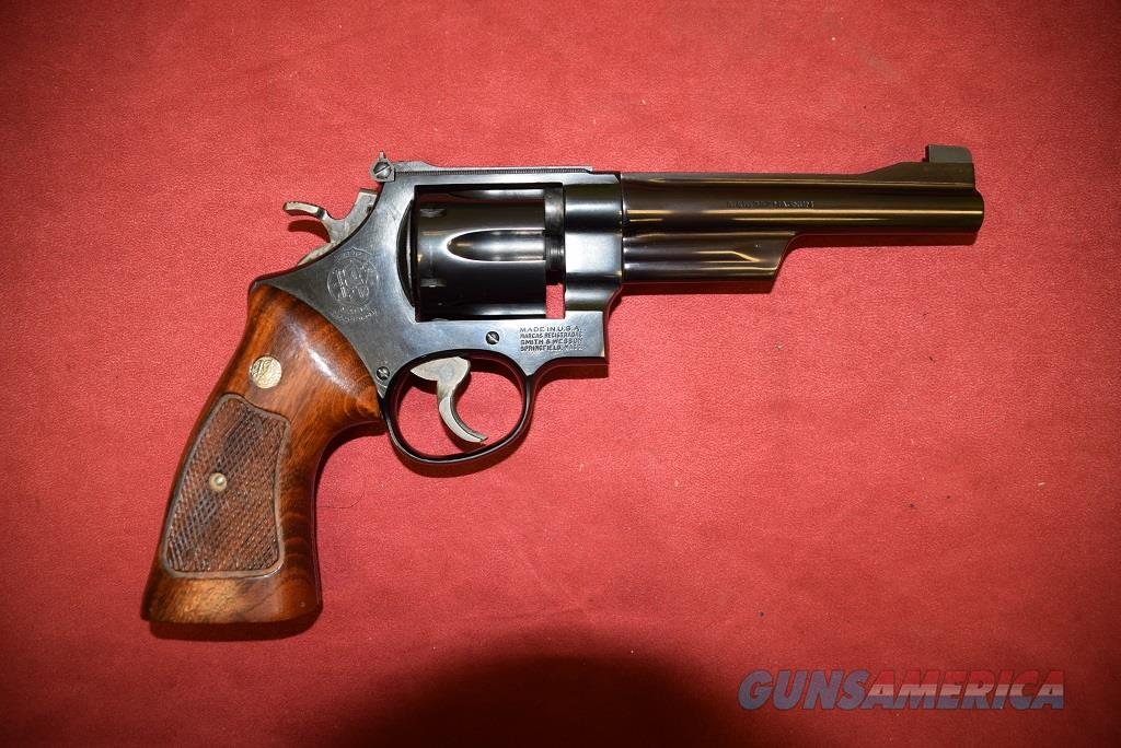 Smith & Wesson  Model 27-3  .357 Magnum  Guns > Pistols > Smith & Wesson Revolvers > Full Frame Revolver