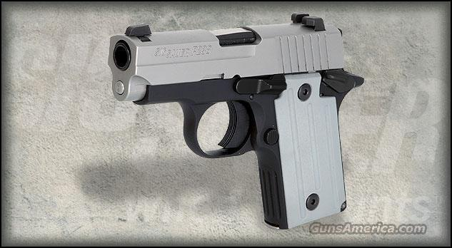 Sig Sauer P238 .380 ACP Two-Tone *MUST CALL*  Guns > Pistols > Sig - Sauer/Sigarms Pistols > P238