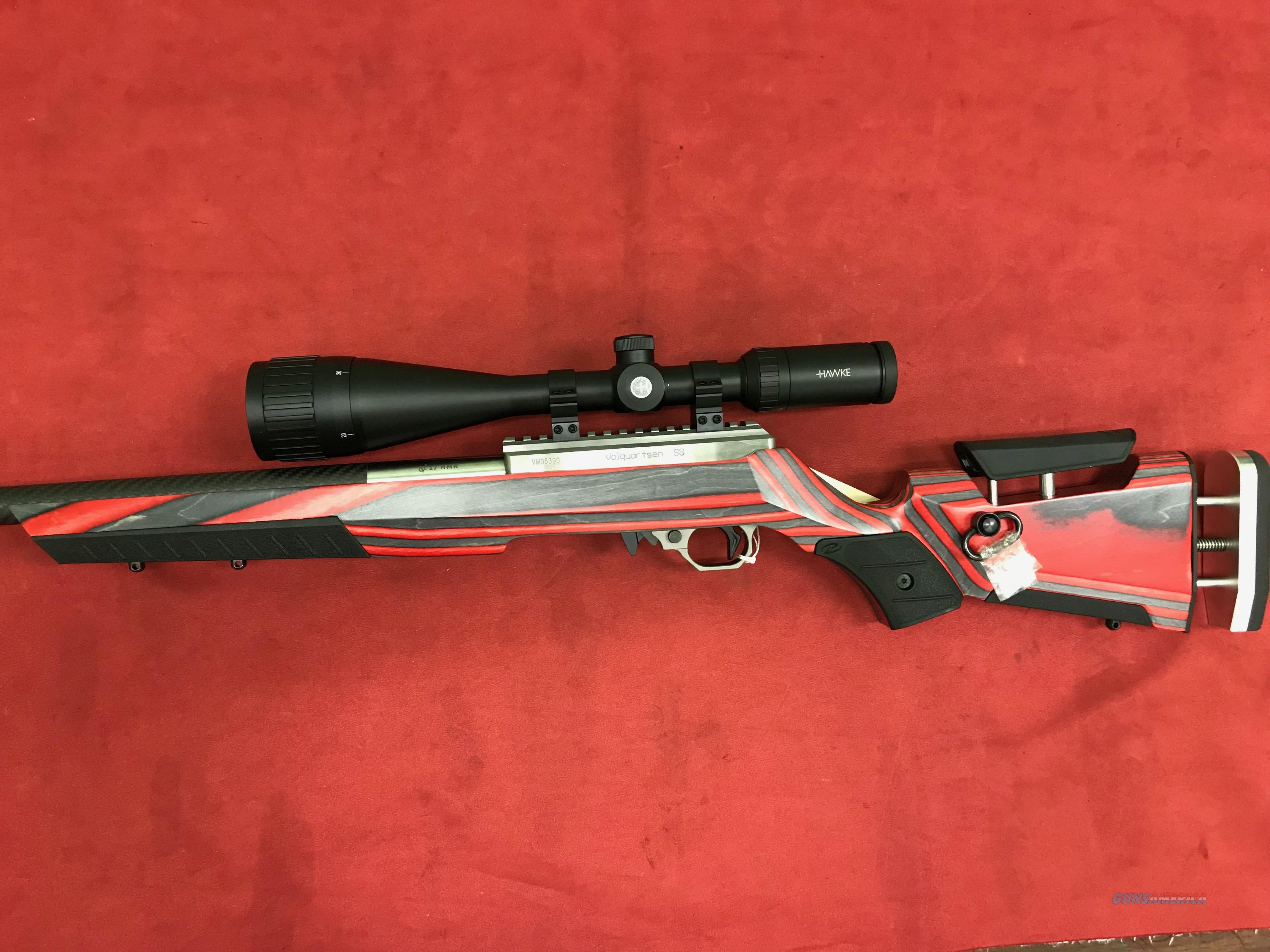 Volquartsen/Boyd 17 HMR  Guns > Rifles > Volquartsen