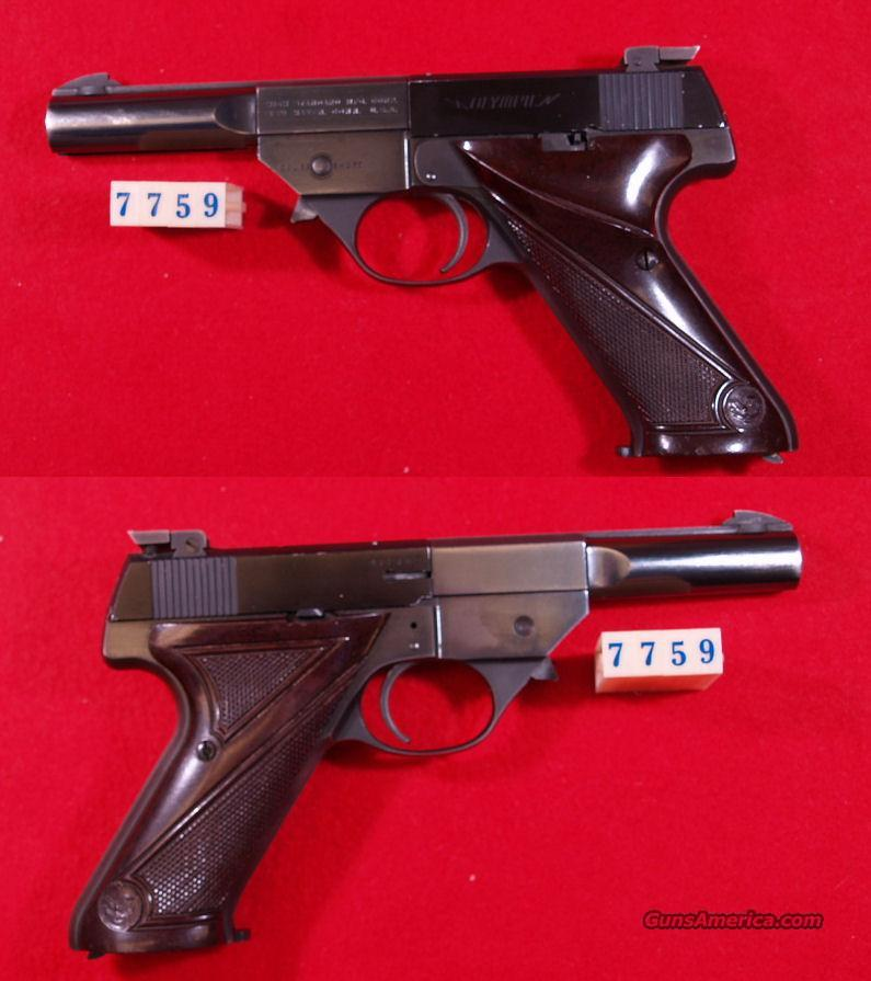 HI STANDARD OLYMPIC  22 SHORT ONLY  Guns > Pistols > High Standard Pistols