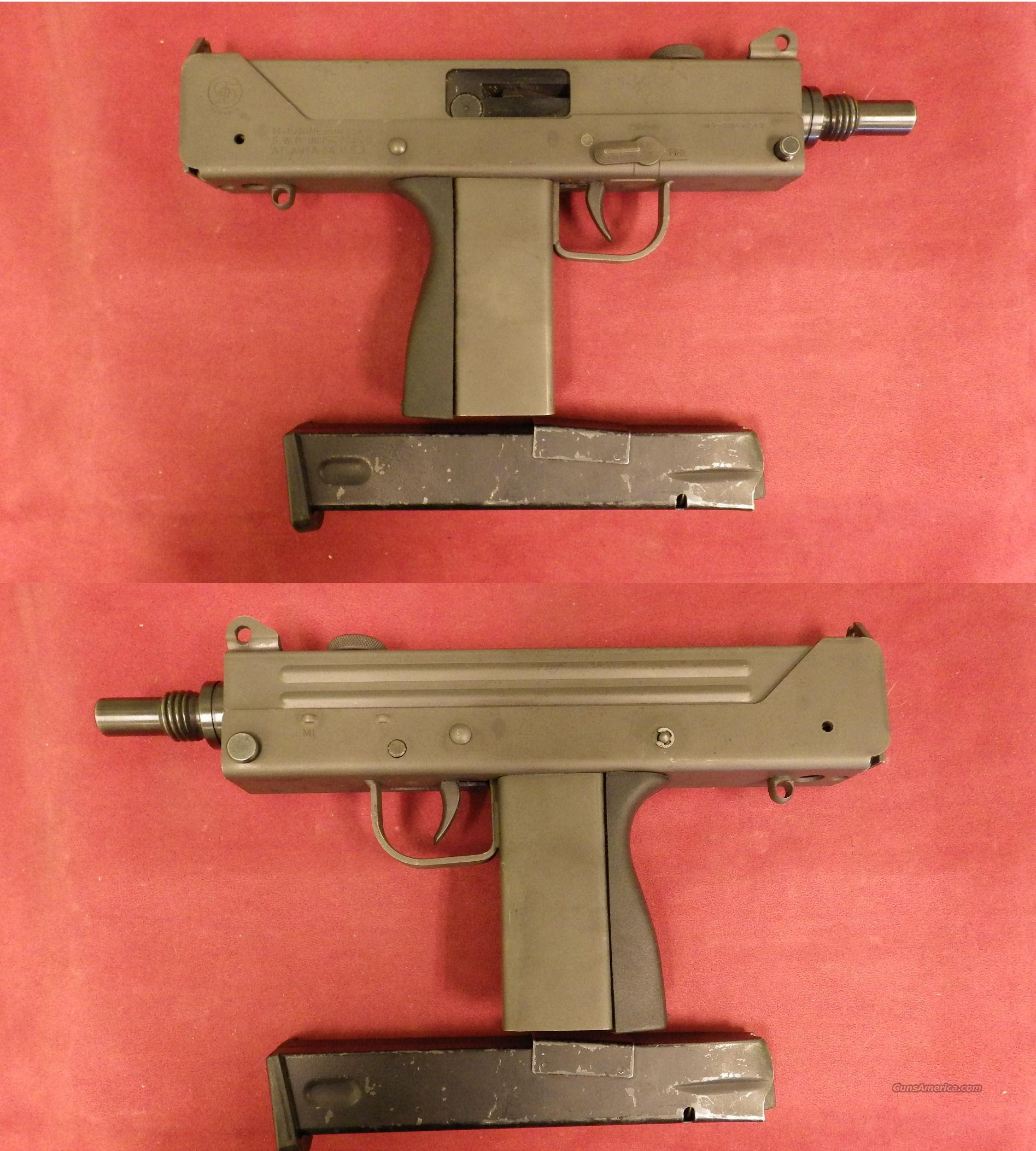 SWD Cobray M11/9mm *MUST CALL* For Sale