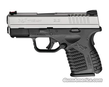 Springfield Armory XDs.45ACP Two-Tone*MUST CALL*  Guns > Pistols > Springfield Armory Pistols > XD-S