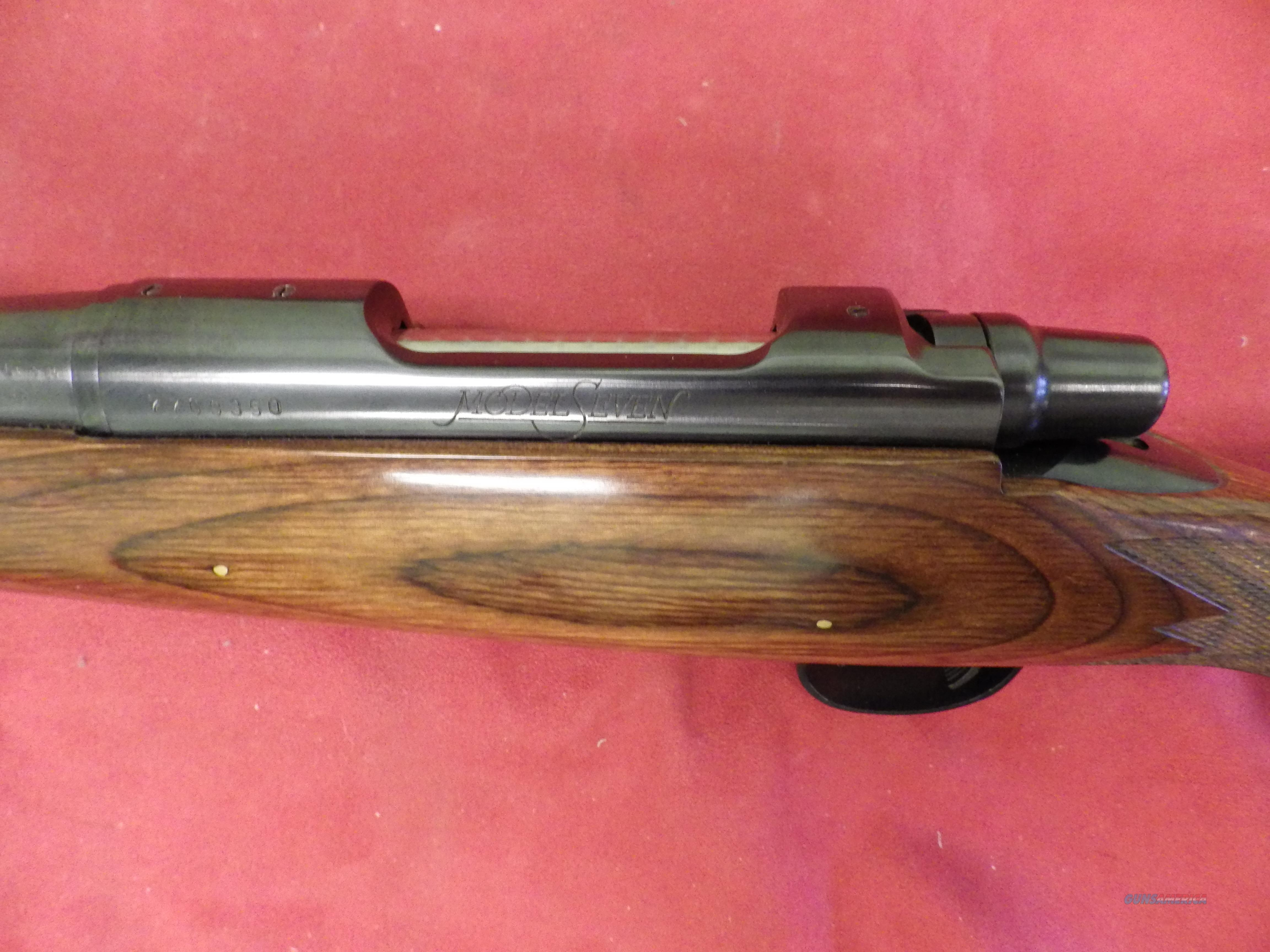 Remington Model 7 Custom Shop Mannlicher  Guns > Rifles > Remington Rifles - Modern > Other
