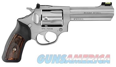 Ruger SP101 (357 Mag) 4 inch  Guns > Pistols > Ruger Double Action Revolver > SP101 Type