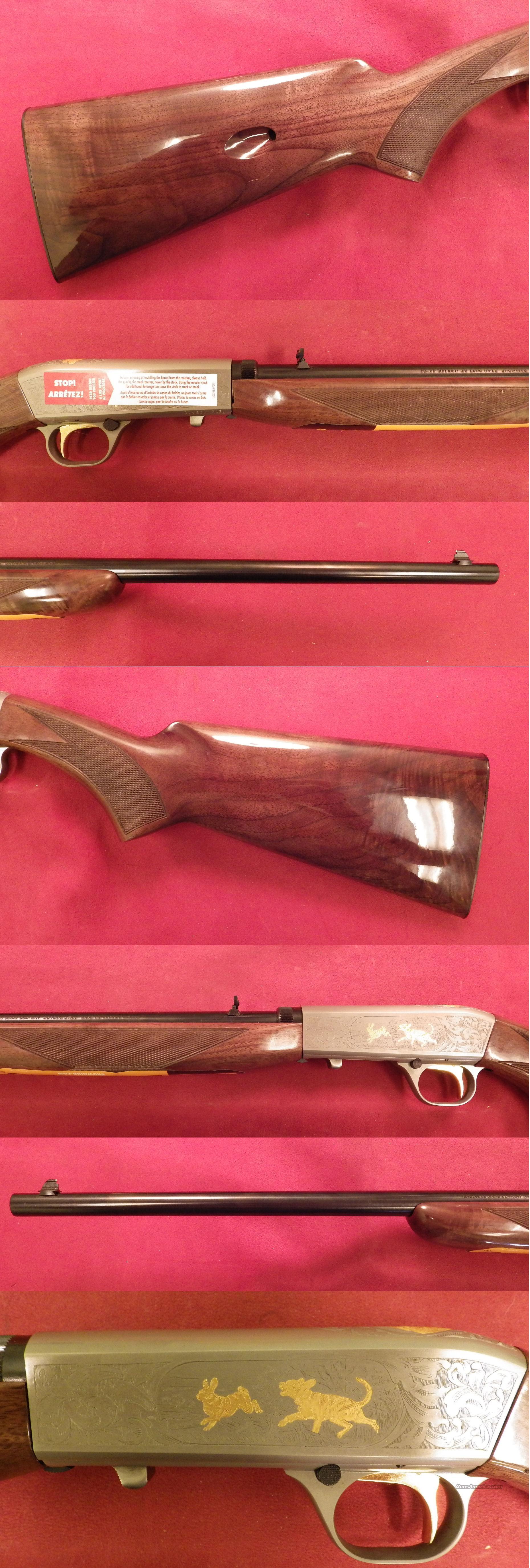 Browning SA-22 Grade VI .22 LR *MUST CALL*  Guns > Rifles > Browning Rifles > Semi Auto > Hunting