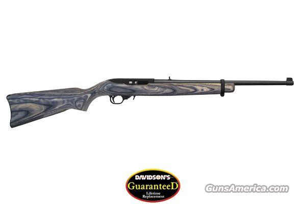 Ruger 10/22 .22 LR with Black Laminate Stock  Guns > Rifles > Ruger Rifles > 10-22