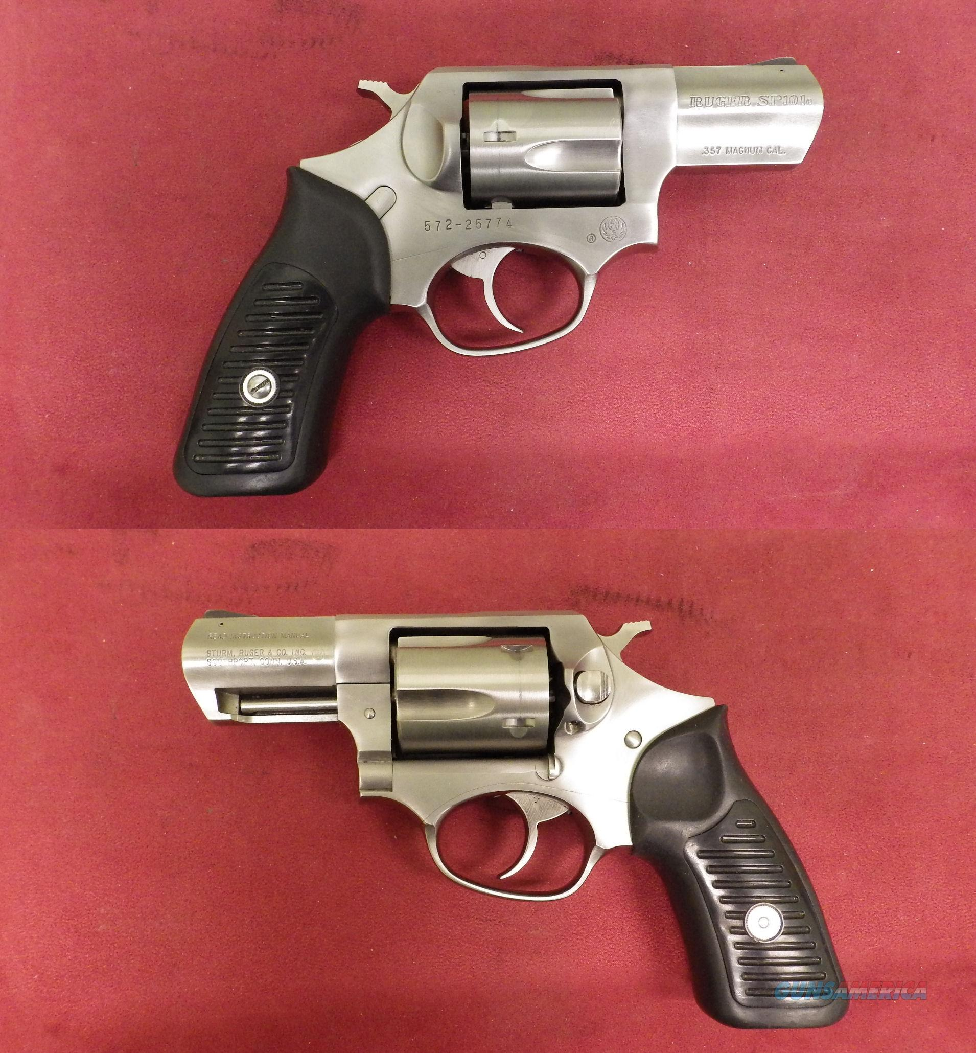 Ruger Sp 101 357 Magnum Must Call For Sale