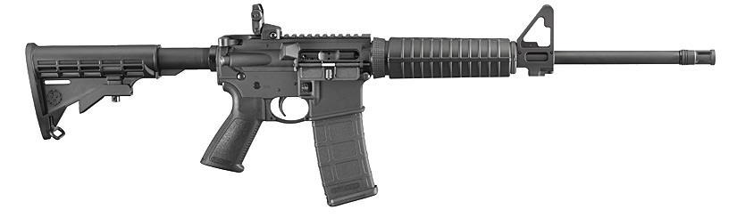 Ruger AR-556 AR-15, 5.56 NATO, 1-8 Twist, Unfired!  Guns > Rifles > Ruger Rifles > SR Series