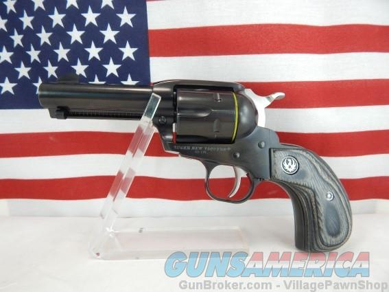 Ruger New Vaquero Birds Head  Guns > Pistols > Ruger Single Action Revolvers > Cowboy Action