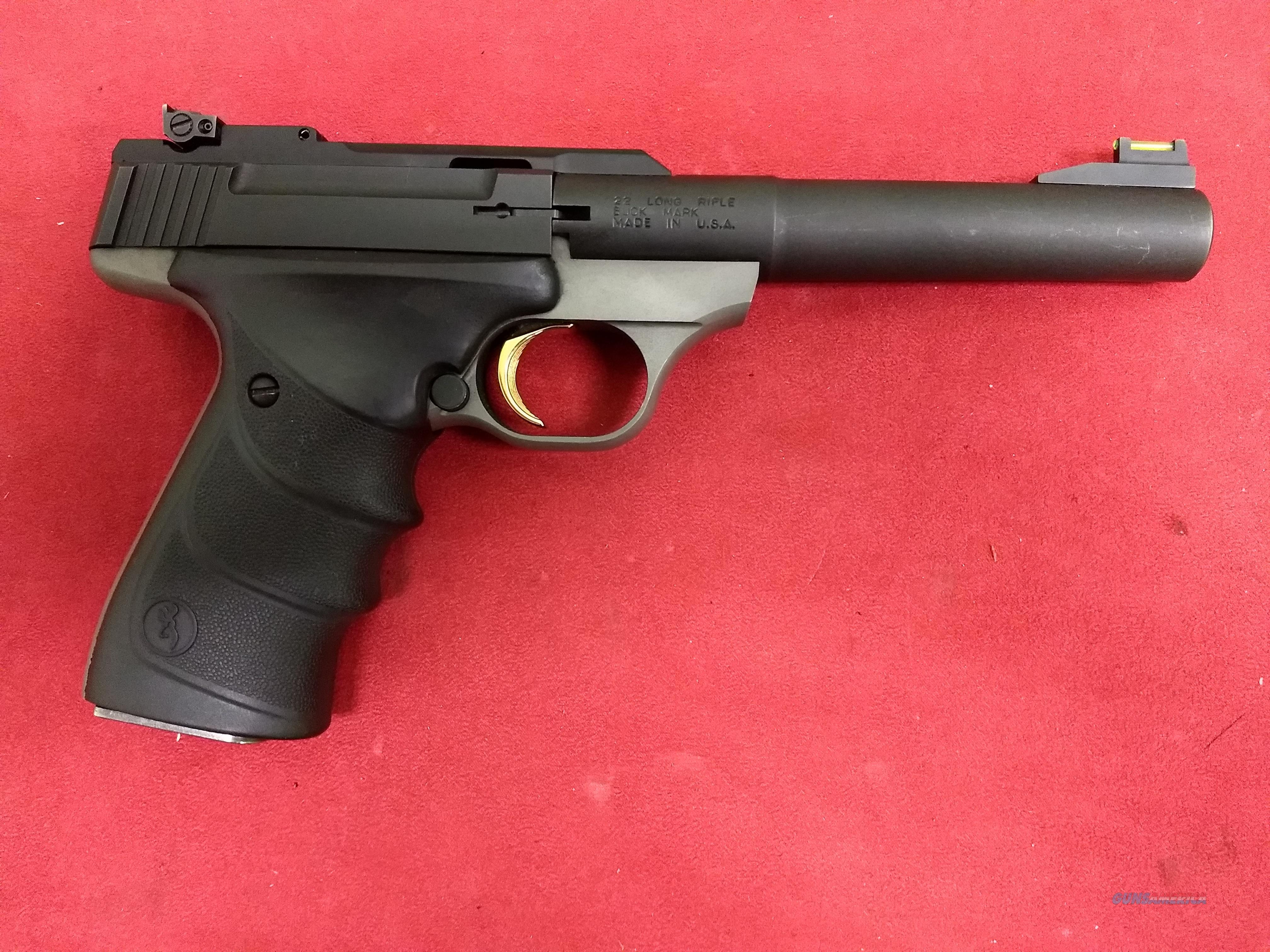 Browning Buck Mark, .22 LR, Gently Used  Guns > Pistols > Browning Pistols > Buckmark