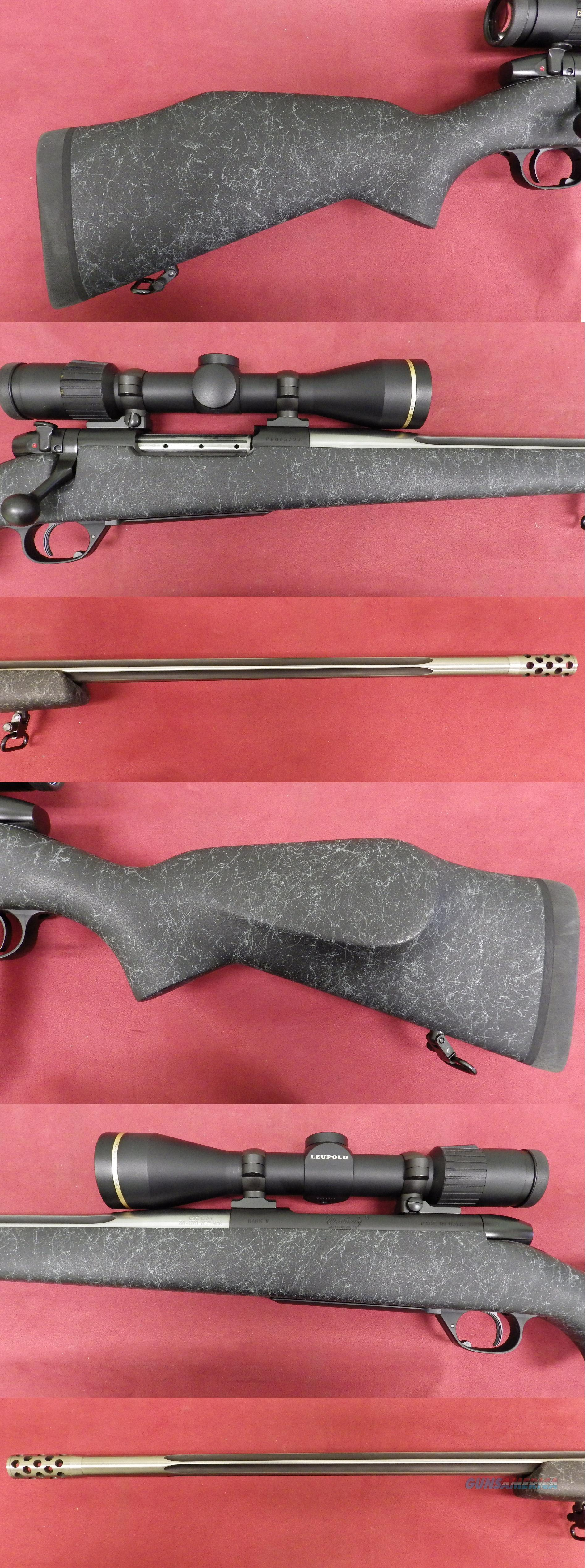 Weatherby Mark V .30-378  Guns > Rifles > Weatherby Rifles > Sporting