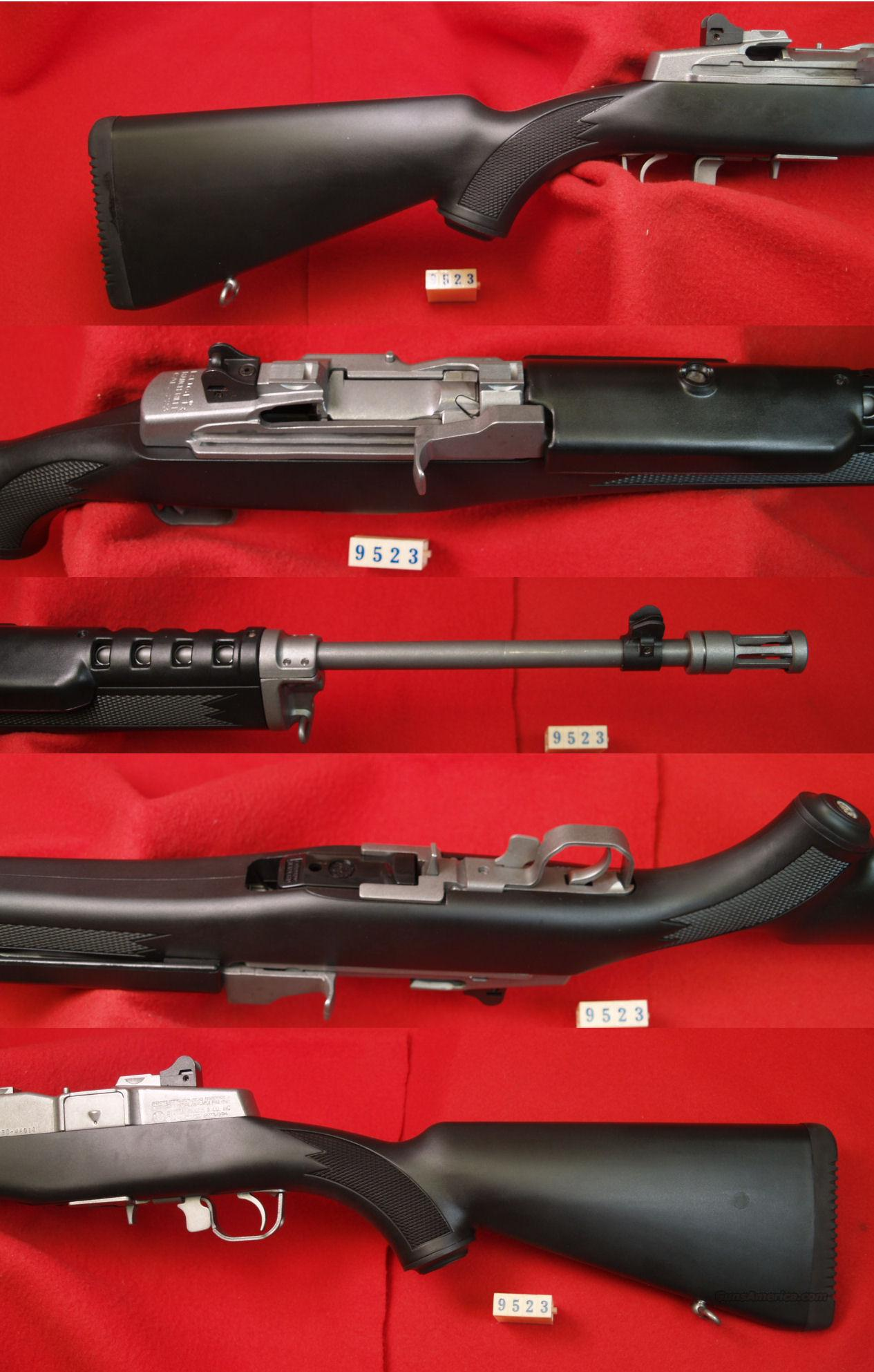 RUGER MINI 14 RANCH RIFLE  223 REM  Guns > Rifles > Ruger Rifles > Mini-14 Type