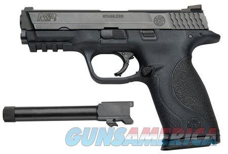 Smith & Wesson M&P 9 w/extra threaded barrel  Guns > Pistols > Smith & Wesson Pistols - Autos > Polymer Frame