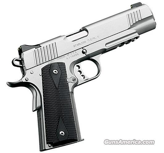 Kimber Stainless TLE/RL II .45ACP *MUST CALL*  Guns > Pistols > Kimber of America Pistols