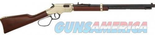 Henry R.A. Golden Boy Large Loop .22 LR  Guns > Rifles > Henry Rifle Company