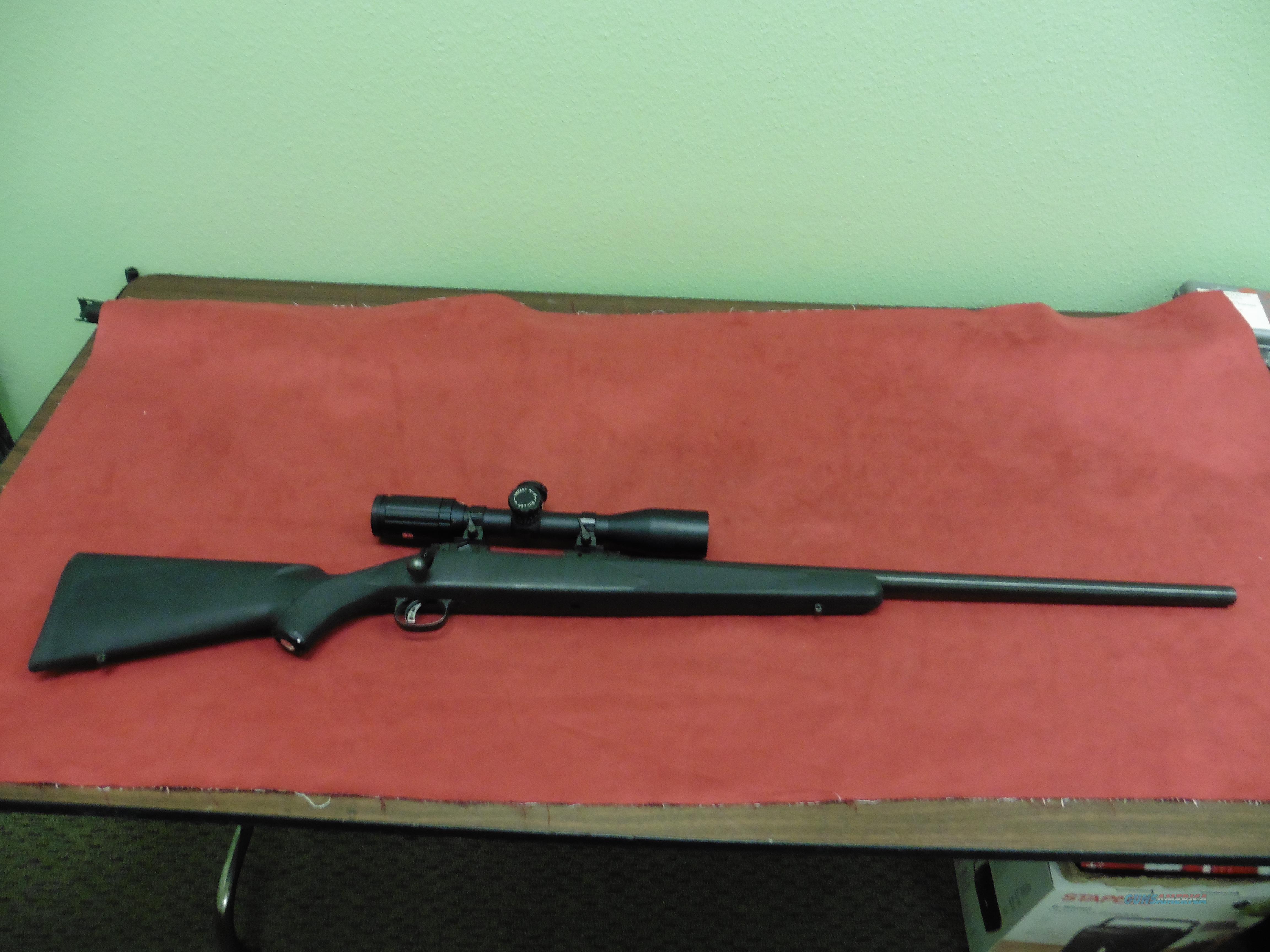 Savage Model 12 Varmint  Guns > Rifles > Savage Rifles > 12/112