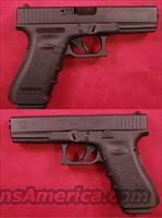 GLOCK Model 17 9mm  Guns > Pistols > Glock Pistols > 17