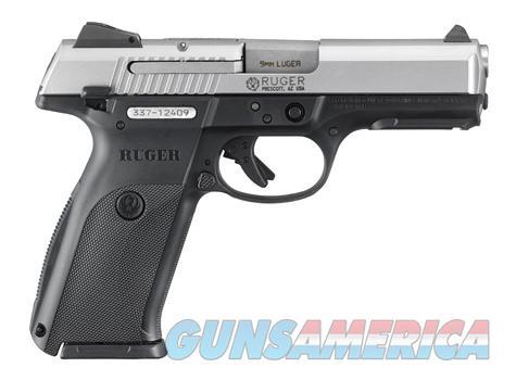 Ruger SR9, 9mm  Guns > Pistols > Ruger Semi-Auto Pistols > SR Family > SR9