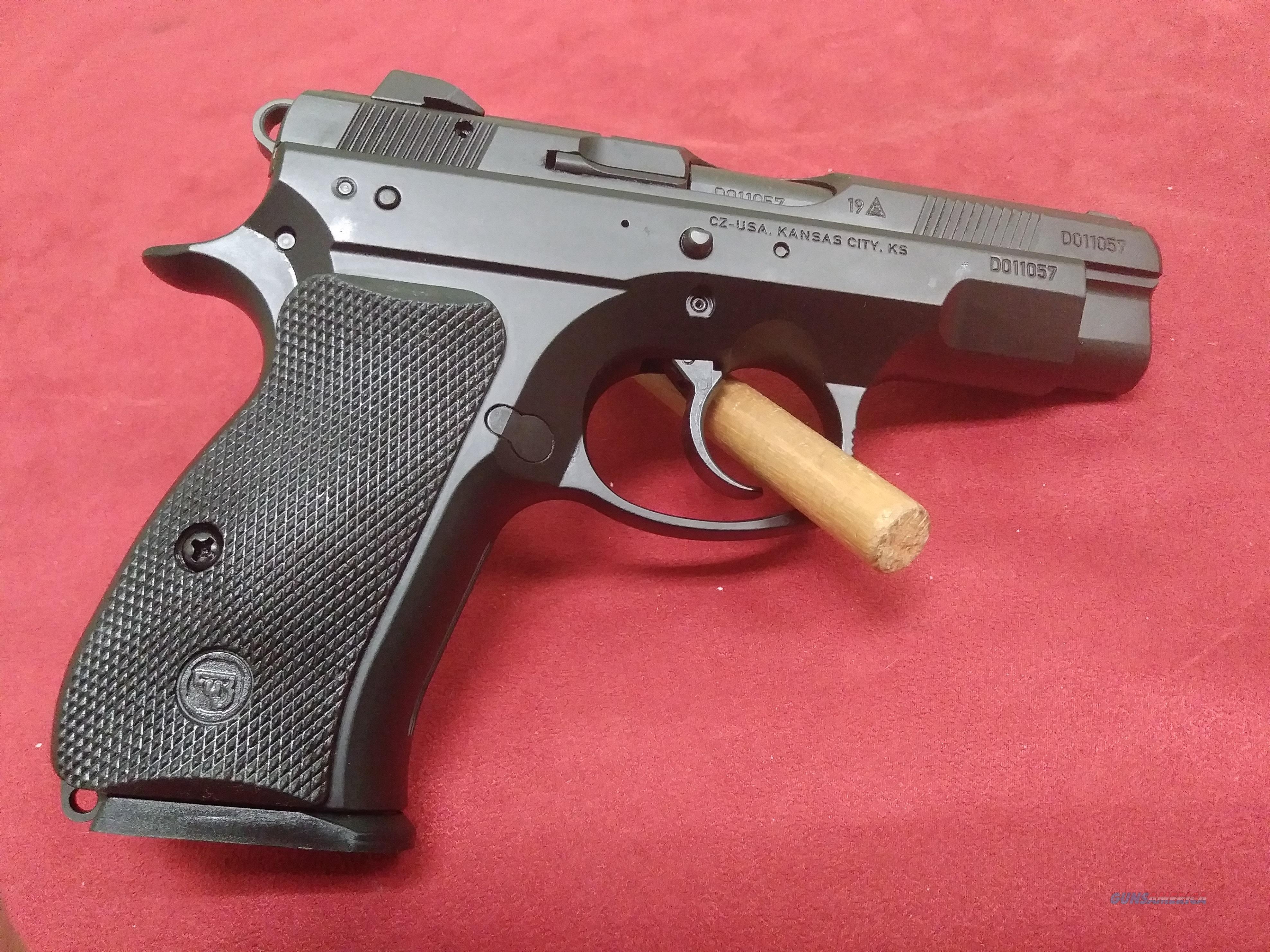 CZ 75D Compact PCR, 9mm, NIB  Guns > Pistols > CZ Pistols