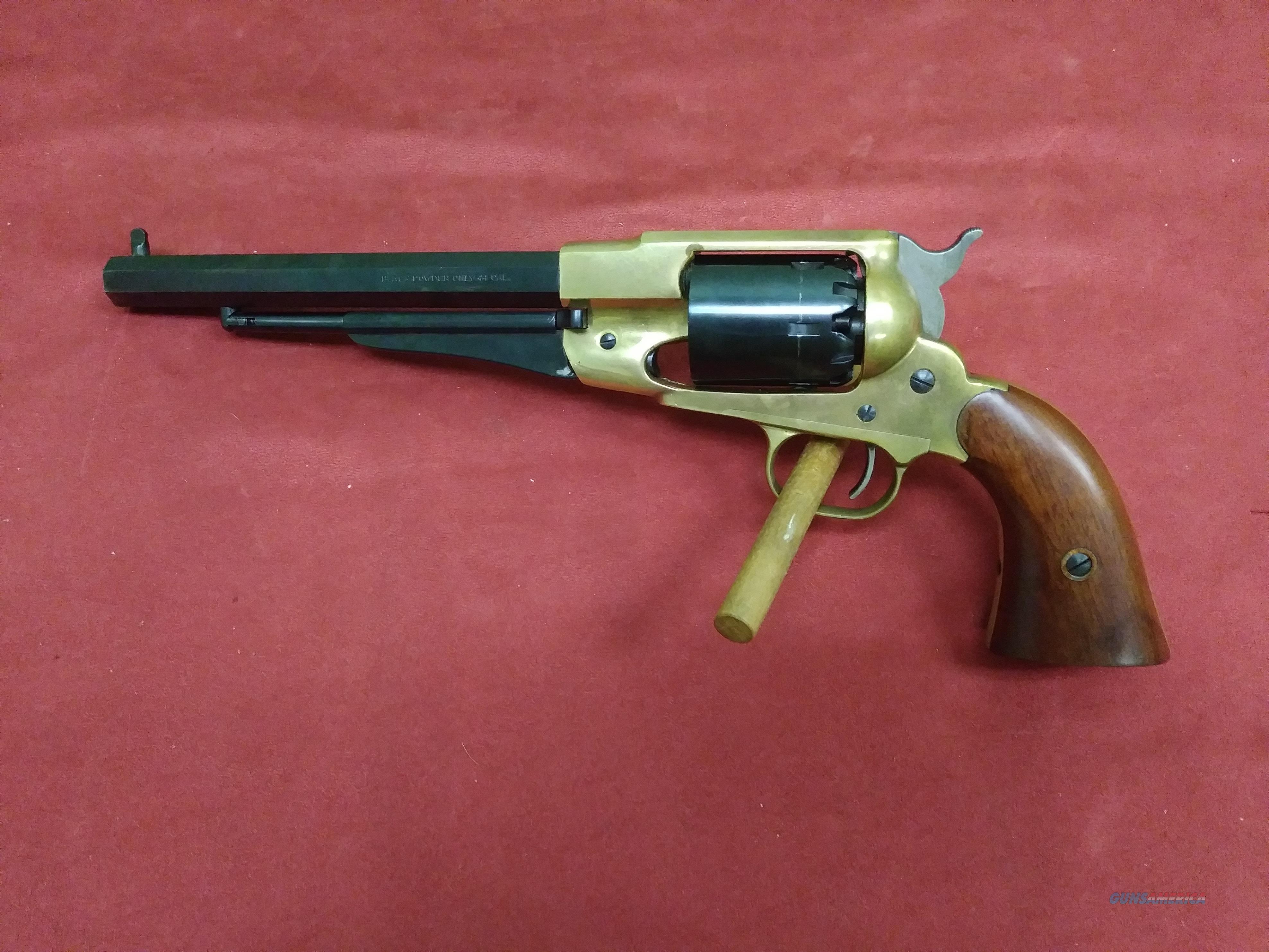 F. LLI/Pietta Revolver 1858, .44 Cal  Guns > Pistols > Pietta Pistols